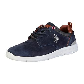 U.S. Polo - WALDO4004W7 Men's Lace Up Shoe