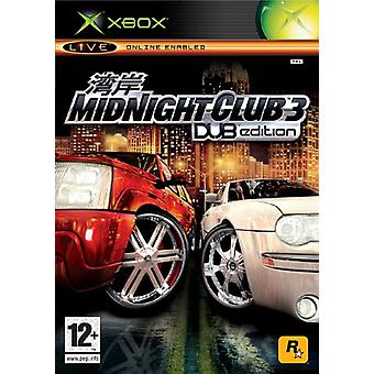 Midnight Club 3 DUB Edition (Xbox)