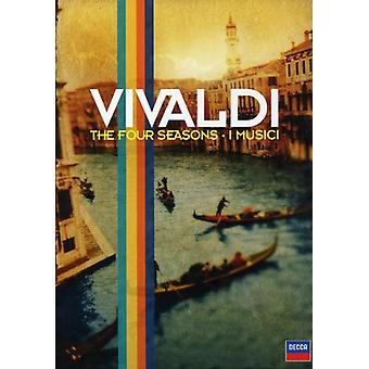 A. Vivaldi - Four Seasons [DVD] USA import