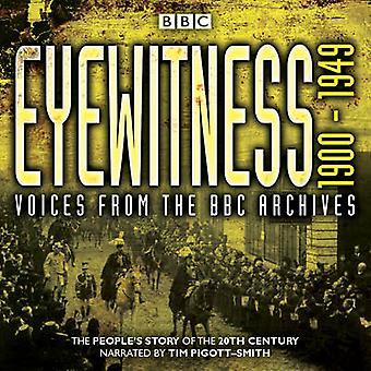 Eyewitness 19001949 by Joanna Burke & Tim PigottSmith