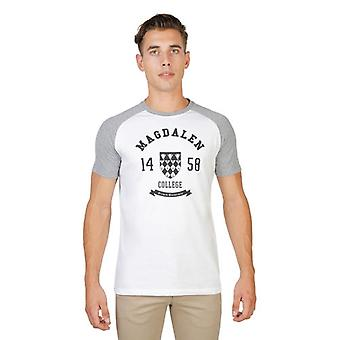 Oxford University T-shirts Oxford University - Magdalen-Raglan-Mm 0000039248_0