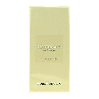 Bobbi Brown Bobbi's Party Eau de Parfum 1.7Oz/50ml New In Box