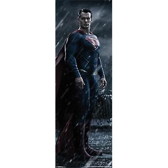 Door - Batman vs Superman - Superman Poster Print