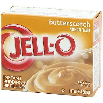 Jello Butterscotch Instant Pudding & Pie Filling Mix