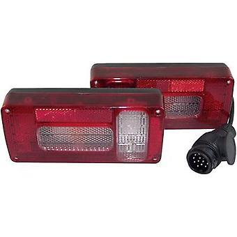 Bulb Lighting set Reversing lamps, Brake light, Turn signal, Rear fog lamp, Tail light
