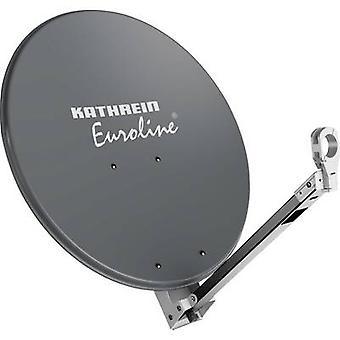 Kathrein KEA 650 SAT antenne 65 cm reflekterende materiale: Aluminium grå