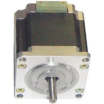 Emis E7123-0140 Stepper Motor 1.10 Nm 0,7 A Wellendurchmesser: 6,35 mm