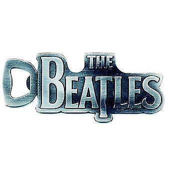 Beatles Drop vormige metalen flesopener T-Logo
