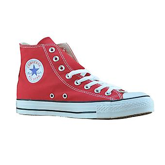 Converse All Star Hi Damen Sneaker Turnschuhe Rot