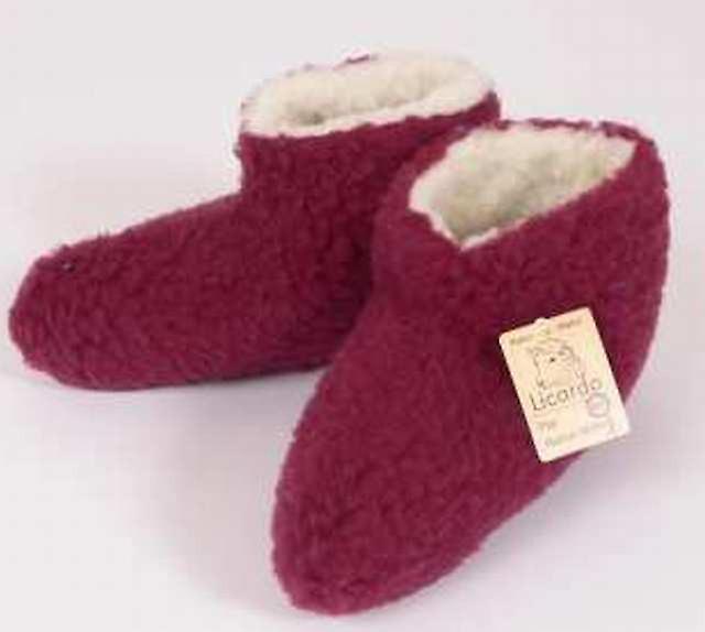 shoes 42 wool bordeaux Bed 43 Ua4qBgwax