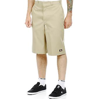 Dickies Khaki Multi-Pocket - 13 Inch Workshorts