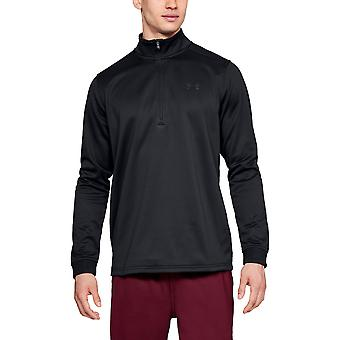 Under Armour Mens Armour Fleece 1/2 Zip Lightweight Training Top