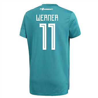 2018-19 Germany Away Training Shirt (Werner 11)
