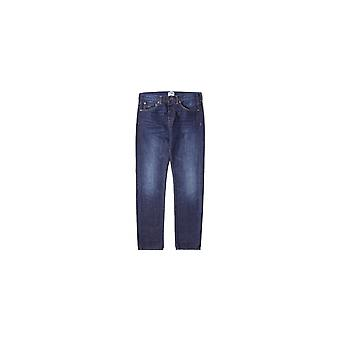 Edwin ED-55 Relaxed Tapered Jeans (Coal Wash)