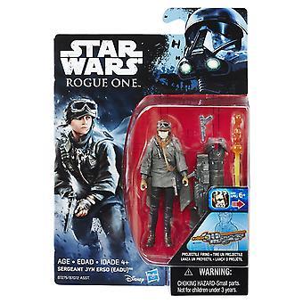 Star Wars Rogue en sersjant Jyn Erso figur