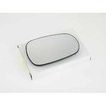 Venstre / høyre speil Glass (ikke oppvarmet) & holderen for Dacia LOGAN 2004-2008