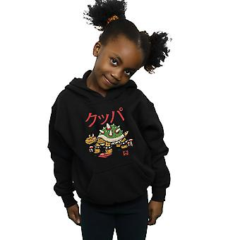 Vincent Trinidad Girls Turtle Demon King Hoodie