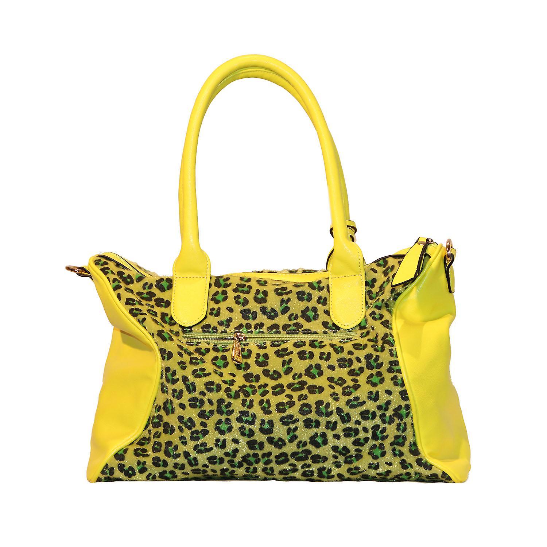 Waooh - Mode - Sac À Main Style Léopard Tifa