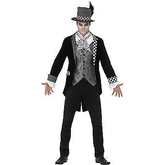 Deluxe Dark Hatter Costume, XL
