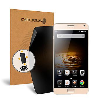 Celicious Privacy Plus 4-Way Anti-Spy Filter Screen Protector Film Compatible with Lenovo Vibe A