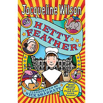 Hetty Feather by Jacqueline Wilson - 9780440868354 Book