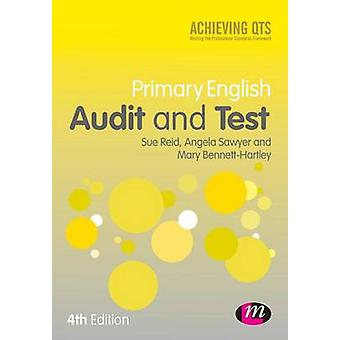 Primary English Audit and Test (4th Revised edition) by Sue Reid - An