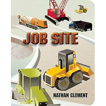 Job Site by Nathan Clement - 9781629794075 Book