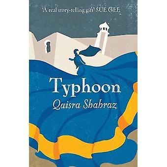 Typhoon by Qaisra Shahraz - 9781905147625 Book