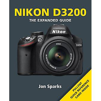 Nikon D3200 by Jon Sparks - 9781907708947 Book
