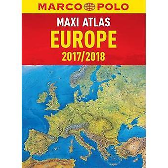 Europe Marco Polo Maxi Atlas by Marco Polo - 9783829737456 Book