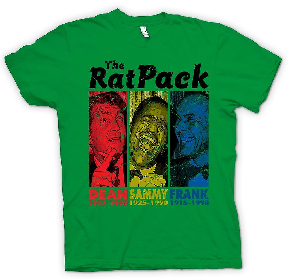 Herr T-shirt - Rat Pack - Dean Martin - Sammy - Frank Sinatra
