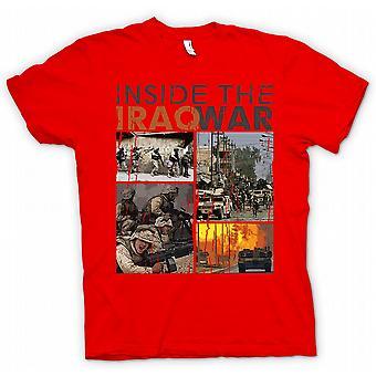 Kids t-skjorte-inne Irak-krigen - militære inspirert
