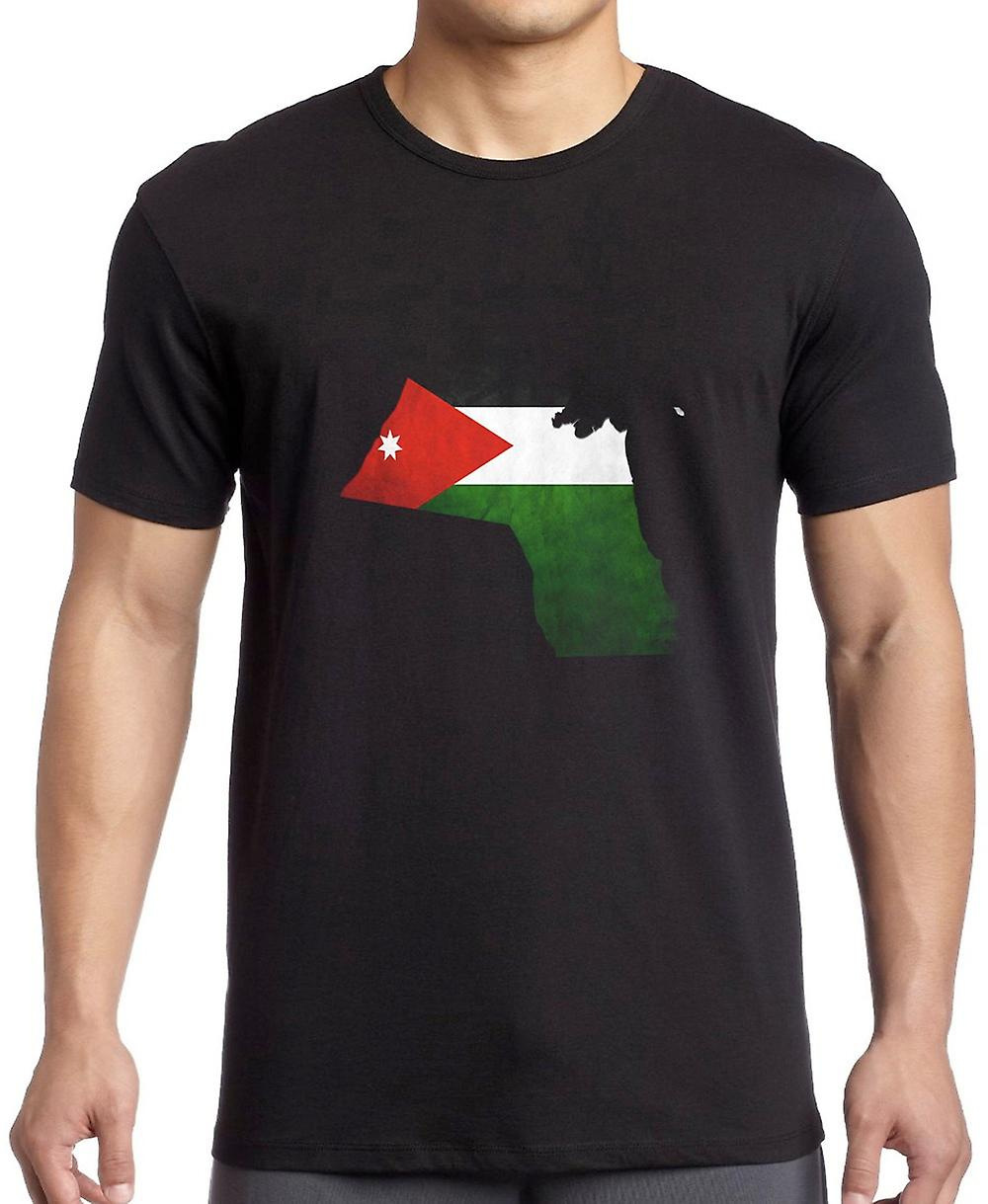 Kuwait Kuwaiti Flag Map Kids T Shirt