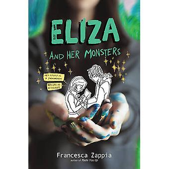 Eliza e seus monstros por Francesca Zappia - livro 9780062290137