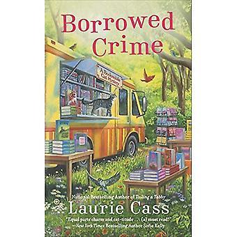 Lånade brott: En Bookmobile katt mysterium