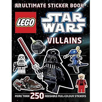 LEGO� Star Wars Villains Ultimate Sticker Book