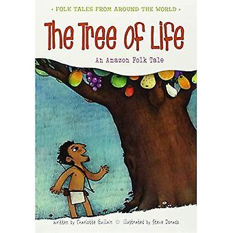Elämän puu: Amazonin Folk tarina (Folk tarinoita ympäri maailman)