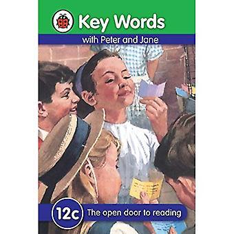 La porte ouverte à la lecture (mots clés)