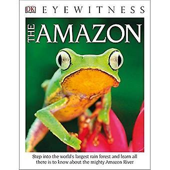 DK Eyewitness livres: L'Amazone