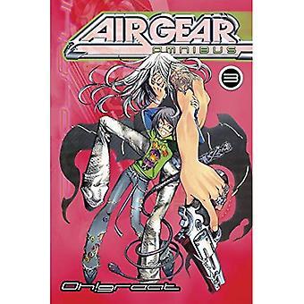 Air Gear Omnibus 3