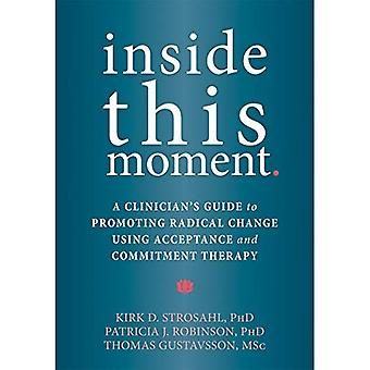 Inside This Moment: A Clinician's Guide to Using the Present Moment to Promote Radical Change in Acceptance and...