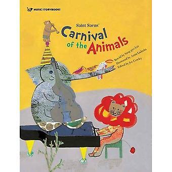 Saint Saens' Carnival of the Animals (Music Storybooks)