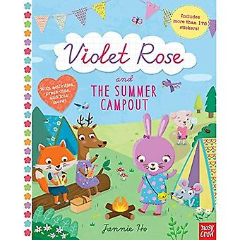 Violet Rose and the Summer� Campout