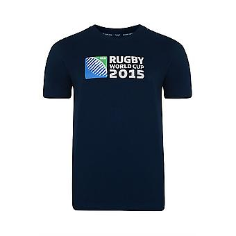 RWC 2015 Rugby T-shirt (marinen)