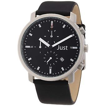 Just Watches 48-S3195-BK-unisex