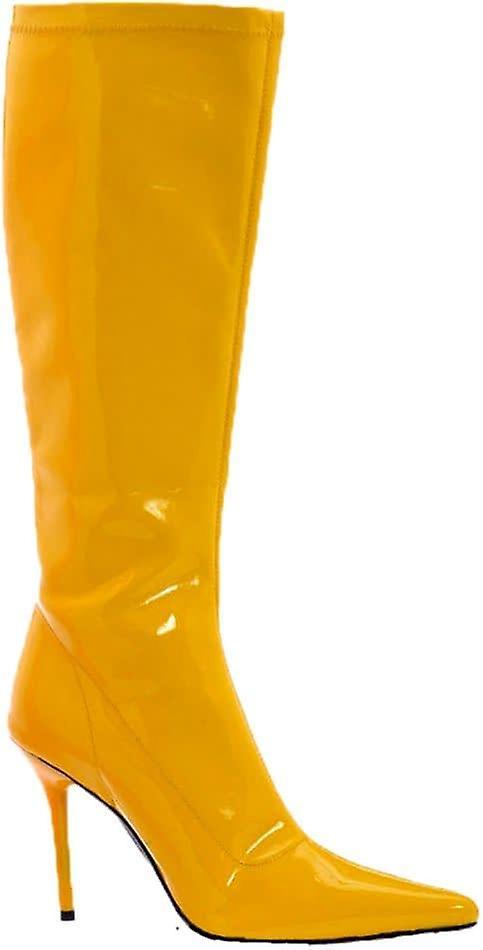 Boots Emma Knee Length Yw Sz12