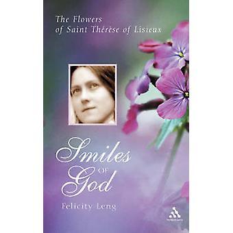 Sonrisas de Dios las flores de St Teresa de Lisieux por Leng y Felicity