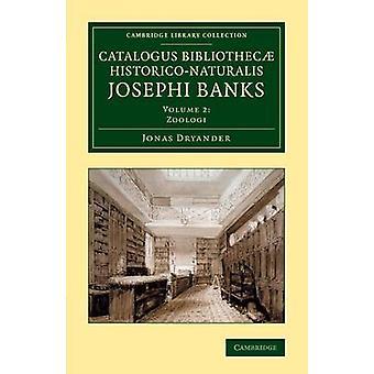Catalogus Bibliothecae HistoricoNaturalis Josephi bredden av Dryander & Jonas