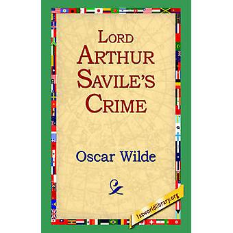 Lord Arthur Saviles crimen de Wilde y Oscar