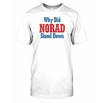 Pourquoi Norad Assis T at-shirt